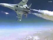 Đang lái Su-30, hoảng hồn thấy Su-35 bay sát nách