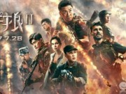 """"""" Chiến lang 2 """"  vượt bom tấn Hollywood, giành ngôi vương phòng vé Trung Quốc 2017"""
