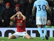 """MU hậu derby Manchester: SAO kêu oan, nguy cơ  """" tan nát """"  tuyến giữa"""