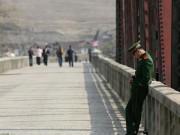 Động thái lạ của Trung Quốc gần biên giới Triều Tiên?