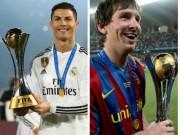 Real – Ronaldo dự FIFA Club World Cup: Đua kỉ lục như Barca – Messi