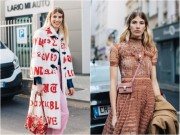 Đã tìm ra cô nàng mặc đẹp nhất thế giới năm 2017!