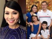 Ngọc Huyền tiết lộ cuộc sống 17 năm xa quê, lấy chồng sĩ quan Mỹ