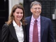 Tỷ phú Bill Gates mê vợ vì đôi giày bệt, tình nguyện rửa bát sau bữa tối