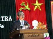 Ông Trương Quang Nghĩa:  ' BOT toàn tiền ngân hàng '