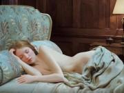 Mỹ nữ làm điều này trên giường để có hình thể vạn người mê
