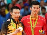 """Cầu lông  """" bát hùng """"  triệu đô: Lee Chong Wei  """" tử chiến """"  Chen Long"""
