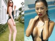 Đọ nhan sắc nóng bỏng của ba người tình Kim Lý