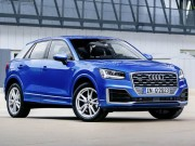 Audi Q2 2018 ra mắt, giá chỉ 1,1 tỷ đồng