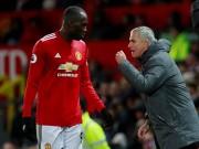 "MU khổ hậu derby: Mourinho  & amp; Lukaku bị  "" soi "" , Ibrahimovic bị sỉ nhục"