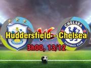 Huddersfield - Chelsea: Nhà vua cẩn thận  vết xe đổ  MU