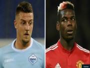 Chuyển nhượng MU: Nhắm sao Lazio 100 triệu euro, tương trợ Pogba