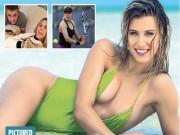 Diện bikini, mỹ nhân Bouchard khoe thân hình quyến rũ