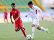 U19 Việt Nam - U21 Myanmar: Bản lĩnh đáng khen, người hùng phút cuối