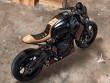 Yamaha XSR700 Yard Built: Vẻ đẹp lai tạo từ chiếc guitar Revstar