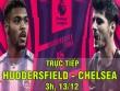 """TRỰC TIẾP bóng đá Huddersfield – Chelsea: Chung tay """"giải cứu"""" Conte (vòng 17 giải Ngoại hạng Anh)"""