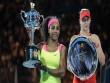 """""""Kẻ thống trị"""" Serena trở lại: Trả hận Sharapova, giật ngôi hậu Halep"""
