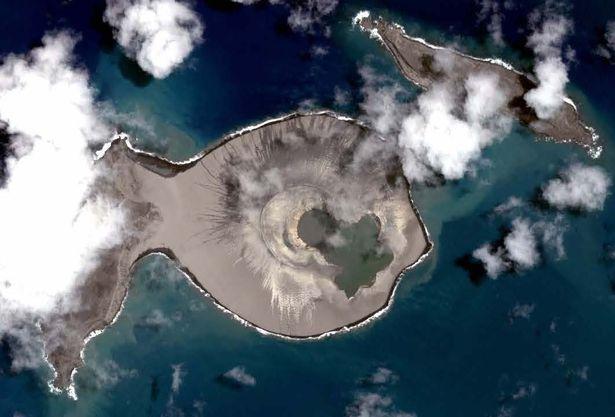 Điều ít ai ngờ về hòn đảo mới xuất hiện ở Thái Bình Dương - 2