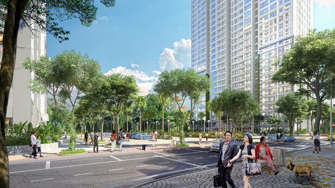 Green Bay Garden: Định hướng ý tưởng xây dựng thống nhất từ kiến trúc đến quy hoạch - 2