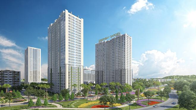 Green Bay Garden: Định hướng ý tưởng xây dựng thống nhất từ kiến trúc đến quy hoạch - 4