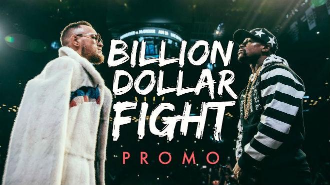 Siêu nóng: 1 tỷ đô để Mayweather đánh UFC, McGregor chờ phục thù - 1
