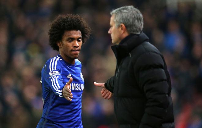 Siêu dự bị của Chelsea, Willian: Tỏa sáng rực rỡ rồi tới MU? - 2