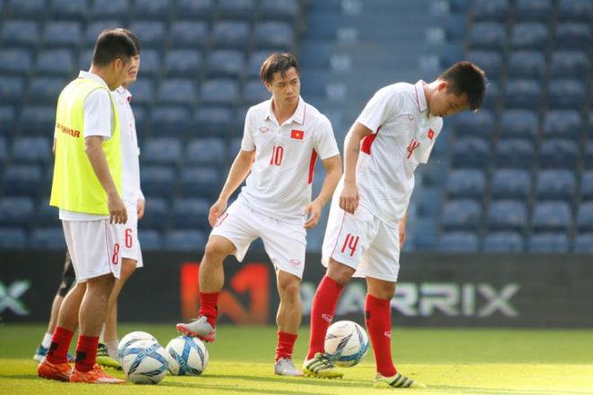"""Chi tiết U23 Việt Nam - U23 Uzbekistan: Quang Hải không thể tạo """"phép màu"""" (KT) - 14"""