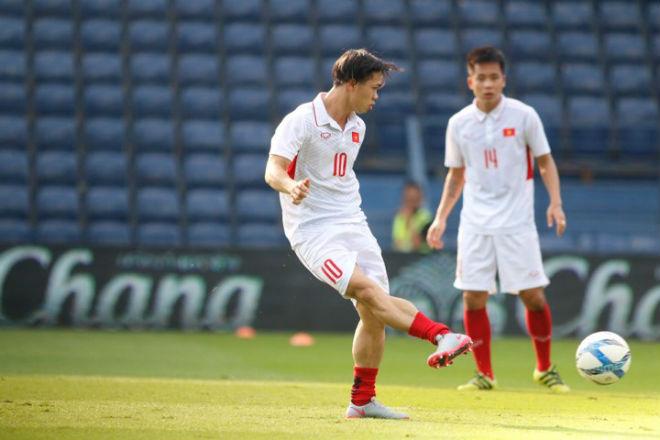 """Chi tiết U23 Việt Nam - U23 Uzbekistan: Quang Hải không thể tạo """"phép màu"""" (KT) - 15"""