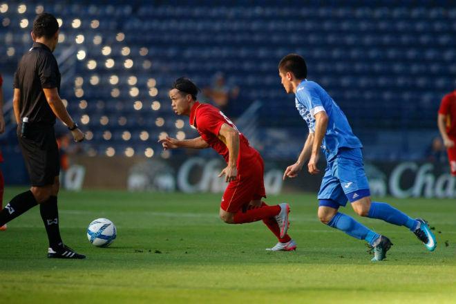 U23 Việt Nam - U23 Uzbekistan: Kịch tính giật vé vào chung kết - 1