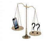 Điện thoại tăng cân không kiểm soát trong thời gian qua