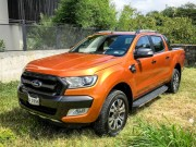 Gần như toàn bộ xe Ford bán ở Việt Nam là Ranger
