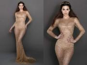 Váy lưới nghìn lỗ đánh lừa thị giác của Hà Hồ
