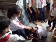 Xử lý tiếp theo vụ 3 nữ sinh bị đánh dã man, kêu gào thảm thiết
