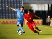 U23 Việt Nam - U23 Uzbekistan: Kịch tính giật vé vào chung kết