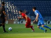 """Chi tiết U23 Việt Nam - U23 Uzbekistan: Quang Hải không thể tạo  """" phép màu """"  (KT)"""