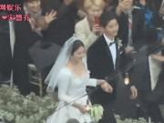 Đám cưới thế kỷ của Song Hye Kyo gạt bằng mọi scandal năm qua