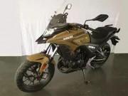Đây có phải chiếc Honda CB500X?