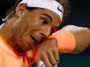 Tin thể thao HOT 13/12: Nadal gặp nhiều khó khăn ở Australian Open 2018