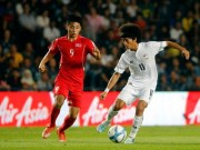 Chi tiết U23 Thái Lan - U23 Triều Tiên: Quy luật nghiệt ngã (KT)