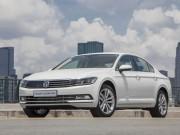 Xe Volkswagen ở Việt Nam đồng loạt giảm giá mạnh