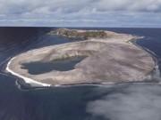 Điều ít ai ngờ về hòn đảo mới xuất hiện ở Thái Bình Dương