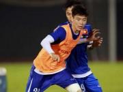 """Bóng đá - U23 Việt Nam thua đau: Duy Mạnh """"kiến tạo"""" như Lukaku"""