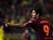 Bàn thắng đẹp La Liga vòng 15: Suarez lập siêu phẩm, Messi-Ronaldo hóa kép phụ