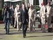 Video: Tổng thống Syria bị chặn tiến lại gần ông Putin