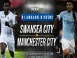 Nhận định bóng đá Swansea - Man City: Kỷ lục 15 năm đón  tân vương  mùa đông