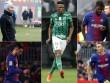 """Barca gặp đại họa hàng thủ,  """" siêu nhân """"  Messi khó cứu"""