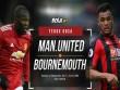 Nhận định bóng đá MU - Bournemouth: Thắp lửa tinh thần, duy trì niềm tin