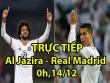 Chi tiết Al Jazira - Real Madrid: Người hùng từ ghế dự bị (KT)