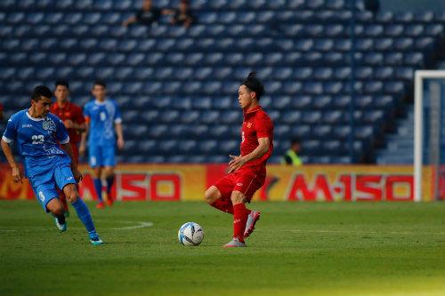 """Chi tiết U23 Việt Nam - U23 Uzbekistan: Quang Hải không thể tạo """"phép màu"""" (KT) - 3"""