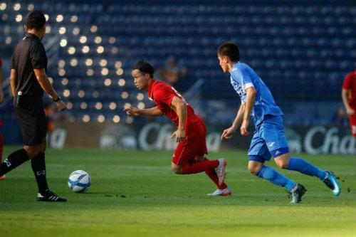 """Chi tiết U23 Việt Nam - U23 Uzbekistan: Quang Hải không thể tạo """"phép màu"""" (KT) - 6"""